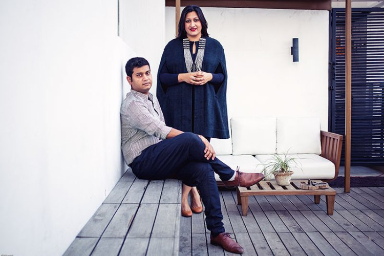 Prateek and Priyanka Raja: a winning combination