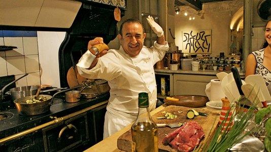 Chef Jean-Claude Altmayer