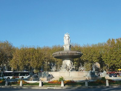 Aix-en-Provence: the city of fountains