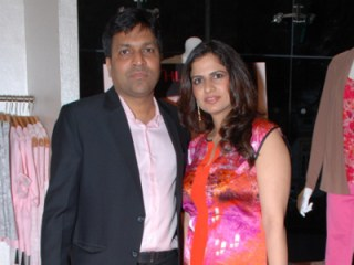Punit and Neetu Agarwal