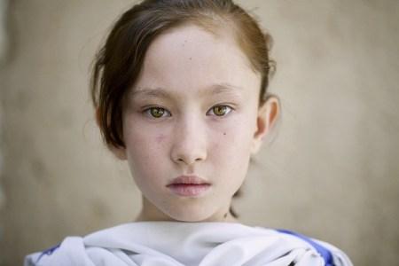 Rabia, a young Hazara girl from Meherabad, Quetta W, Asef Ali Mohammad