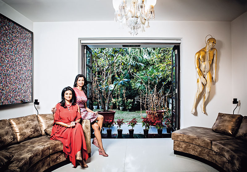 Rajshree Pathy, Aishwarya Pathy