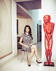 Aishwarya Pathy: weakness for chocolate, red wine and contemporary design