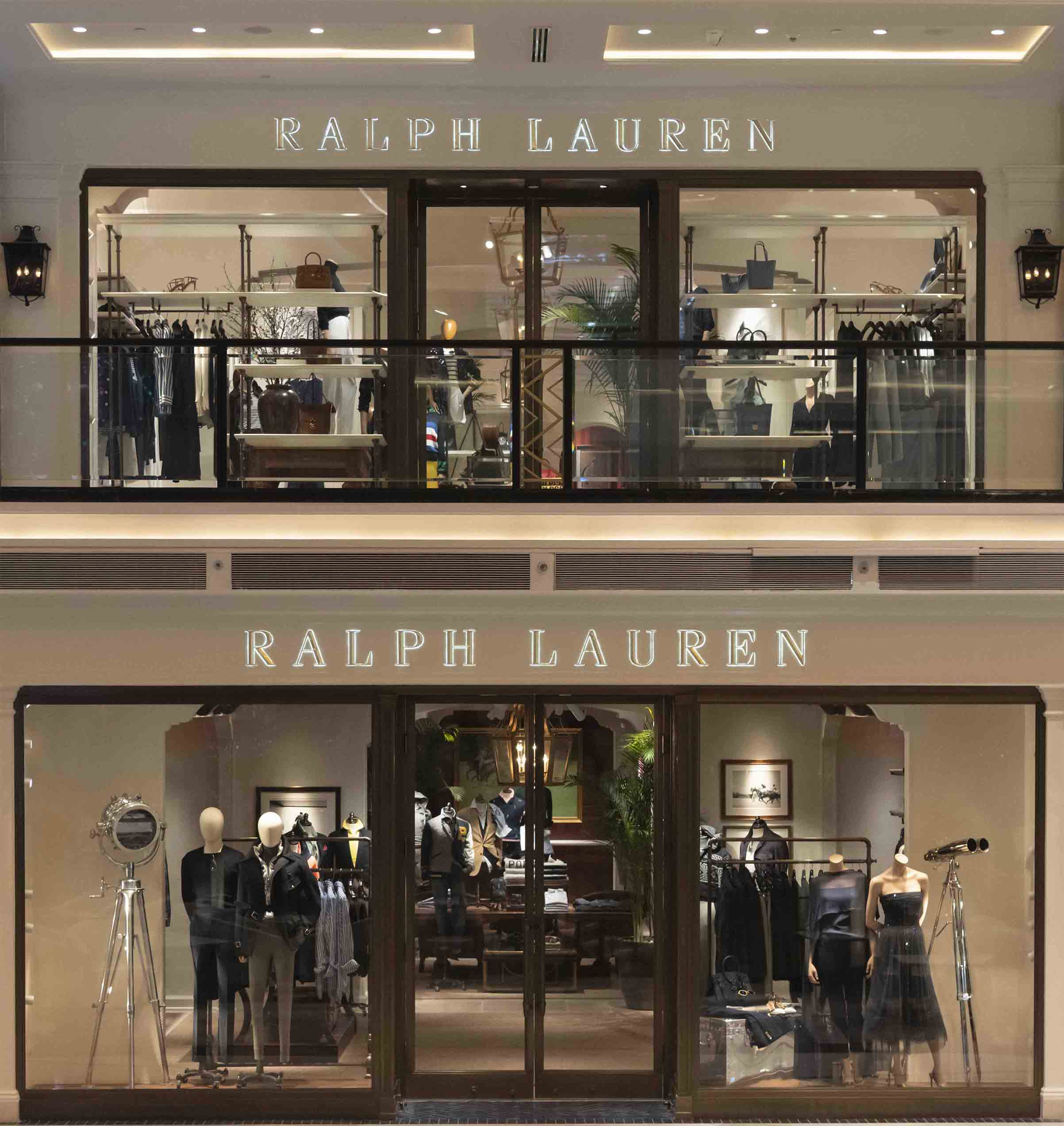 Capra In tal modo Patate  Ralph Lauren's First Flagship Store Opens In India | Verve Magazine