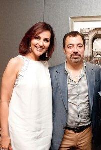 Reena and Ashok Wadhwa