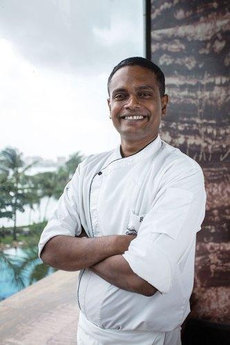 Chef Selvaraj M.