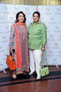 Renu Bhatia, Geeta Talwar