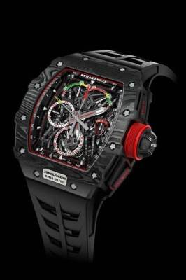 Richard Mille 50-03 Tourbillon Split Seconds Chronograph Ultralight McLaren F1