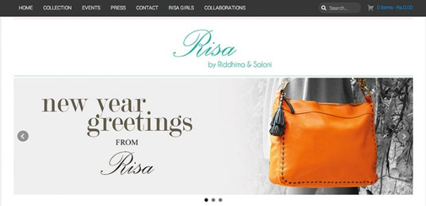 Risa by Riddhima & Saloni