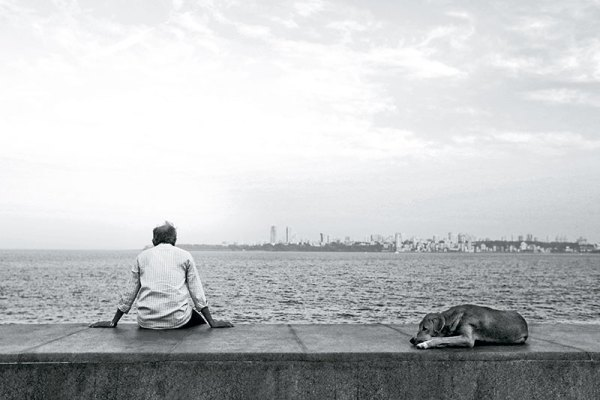The man, the sea...and his faithful company, Mumbai