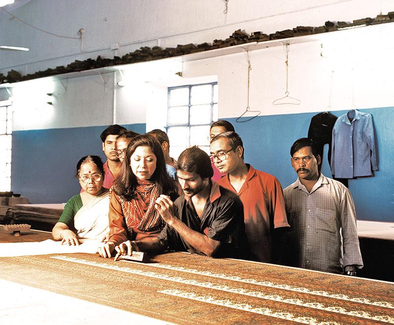 Ritu Kumar, Fashion Designer
