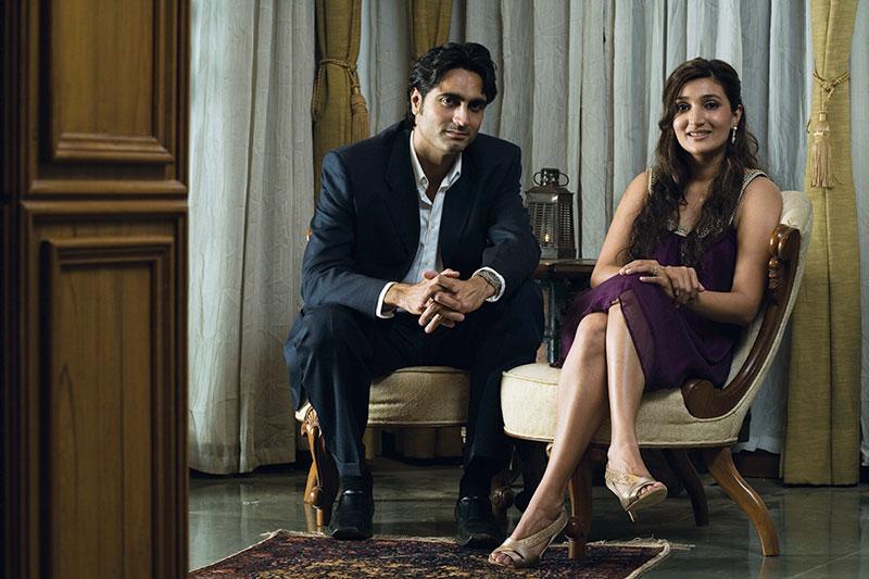 Riyhad and Alisha Kundanmal