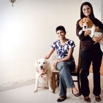 Rohini Fernandes, Radhika Nair, Animal Angels Foundation