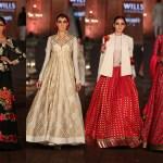 Rohit Bal Wills lifestyle India Fashion week spring summer 2015
