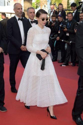 Rooney Mara in Christian Dior