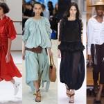 Ruching Pleating, Paris Fashion Week Spring Summer 2017, Fashion, Trends