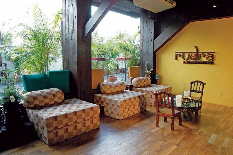 Rudra Salon & Day Spa, D Tress treatment