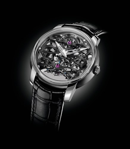 Girard-Perregaux The Neo Tourbillon with Three Bridges Skeleton