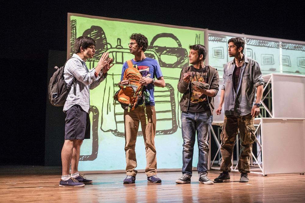 Anand Express, Aadyam Theatre, Akarsh Khurana, Carl Miller, Ostrich Boys,