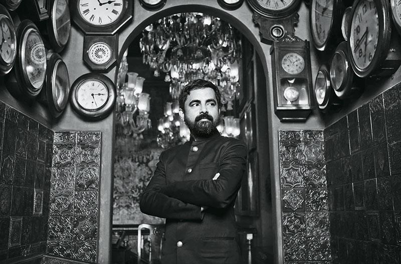 Sabyasachi Mukherjee, Fashion Designer, Forevermark