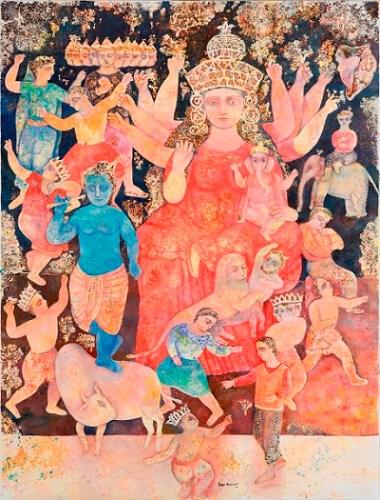 Mother Durga