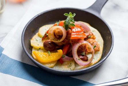 Salsiccia di Calabria