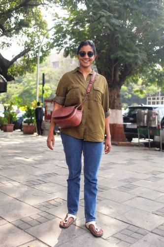 Samyuktha Varma, co-founder of 'In the Field', a podcast series