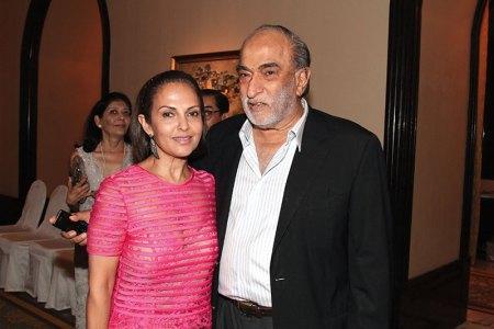 Sangeeta Assomull, Ashok Advani