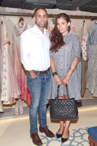 Sanjay and Mohini Guleria