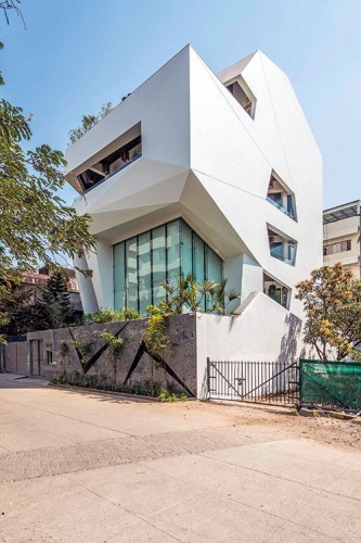 The Origami House, Pune