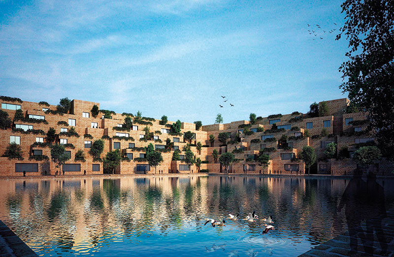 The Reservoir, Rajasthan, Sanjay Puri, Architect
