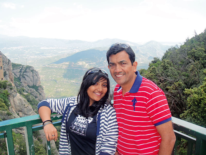 Sanjeev Kapoor And Rachita Kapoor