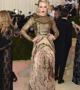 Rachel McAdams at the MET Gala 2016