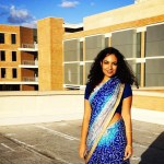 tanya rawal, california, saree not sorry, sari revival, politics