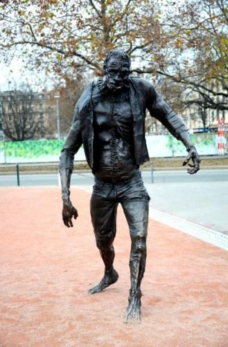 Statue of Frankenstein