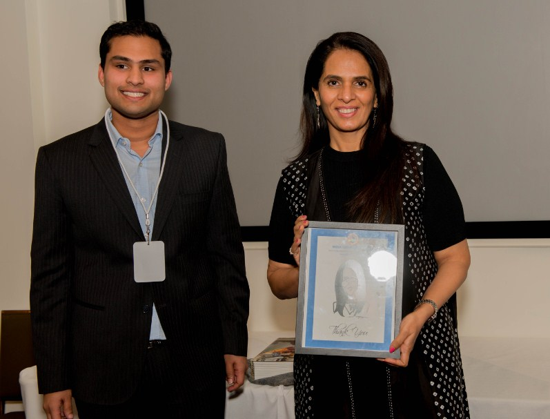 What You Can Learn From Anita Dongre S Speech At Harvard Verve Magazine