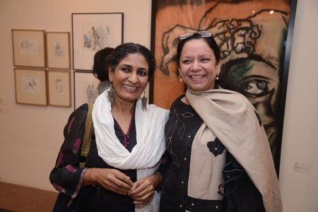 Seema Kohli, Shruti Gupta Chandra