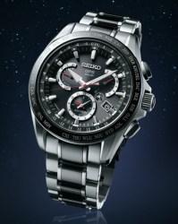 Seiko: Astron GPS Solar Dual-Time