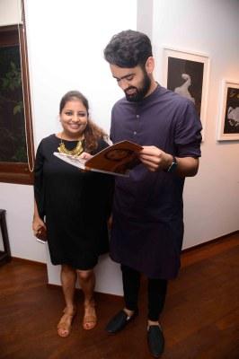 Shaista Vaishnav, Ishan Benegal
