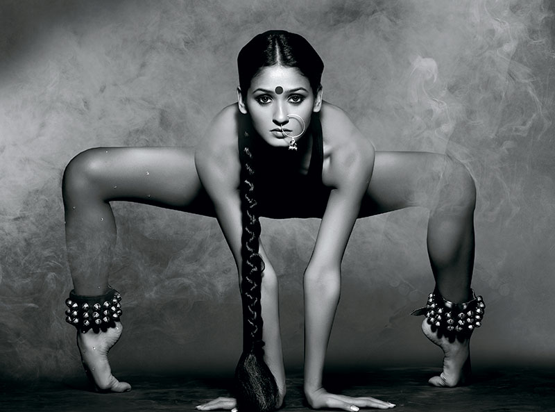 Shakti Mohan, Dancer