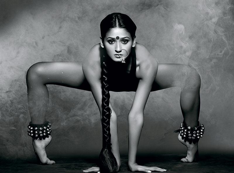 Shakti Mohan, Dancer