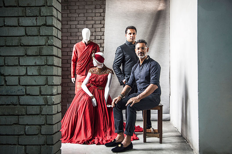 Shantanu and Nikhil Mehra, Fashion Designers