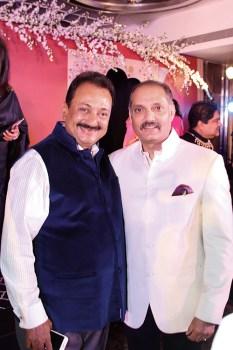 Sharad Kachalia, Yuvraj Vikramaditya Singh of Jammu and Kashmir