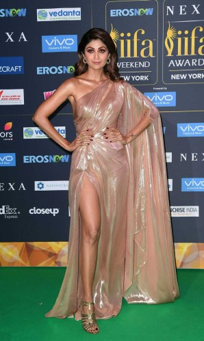 Shilpa Shetty in Monisha Jaising