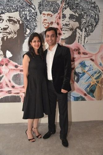 Shilpi and Adarsh Jatia