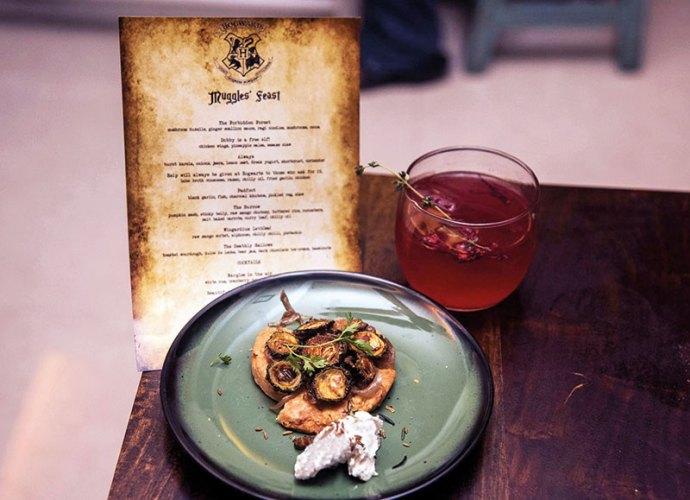 Muggles Feast, Karela tart