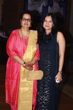 Verve's Shraddha Jahagirdar-Saxena and Sitanshi Talati-Parikh