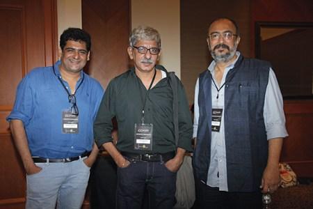 Shridhar Raghavan, Sriram Raghavan, Anjum Rajabali