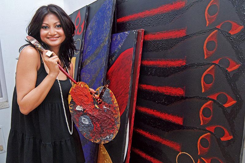 Shubha Kenworthy, Contemporary Artist