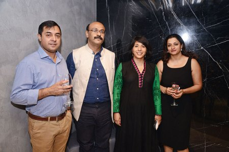 Siddharth Nigam, Javed Sayed, Shally Bhasin, Jaishree Nigam